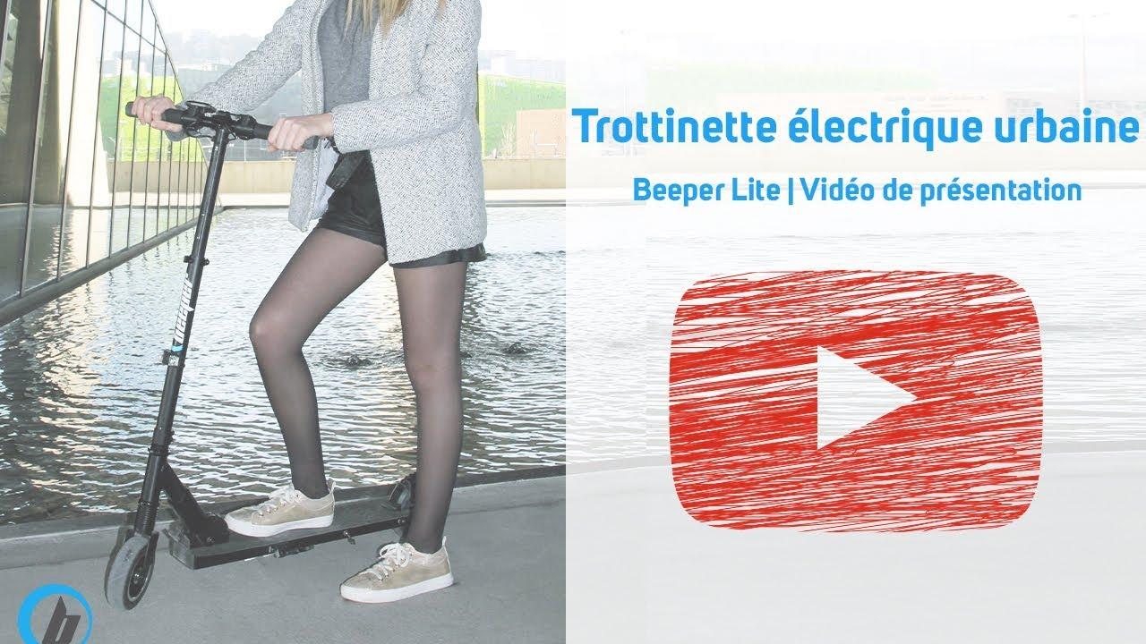 Trottinette électrique : quels doivent être nos critères de choix ?